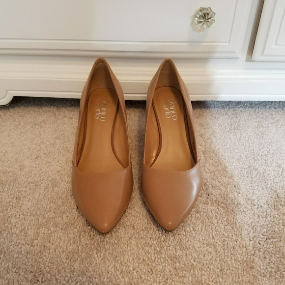 3fa91ee646d2 Franco Sarto Shoes - Franco Sarto Frankie Wedge Pump